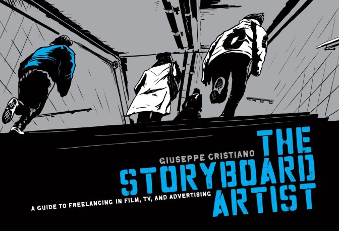 The Storyboard Artist (Giuseppe Cristiano)