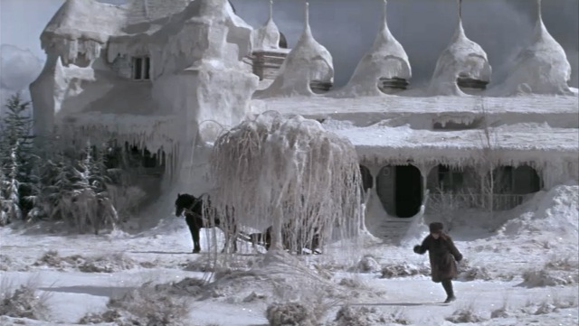 Image result for dr zhivago ice